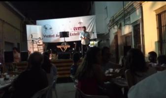 Festa Estellés, Vicent Andrés Estellés, El gat negre, Bassot, Cultura, Grup Compromís, Burjassot, Política