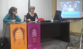 Violència de gènere, Violència masclista, Carrera, Espai Dona, Grup Compromís, Burjassot, Política
