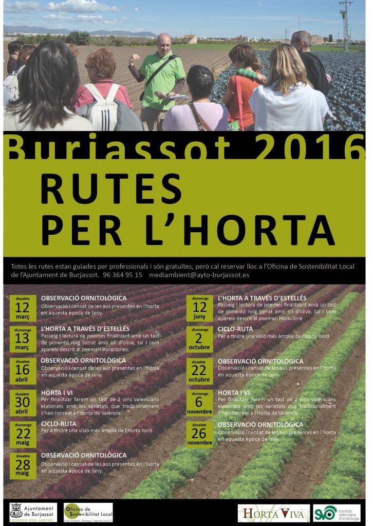 RUTES 2016